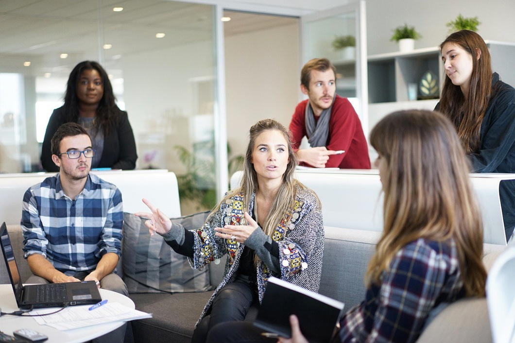 Encourage employees to help develop training programs.